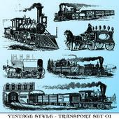 Fotografie Ancient transport