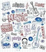 Photo Sketchy music illustrations