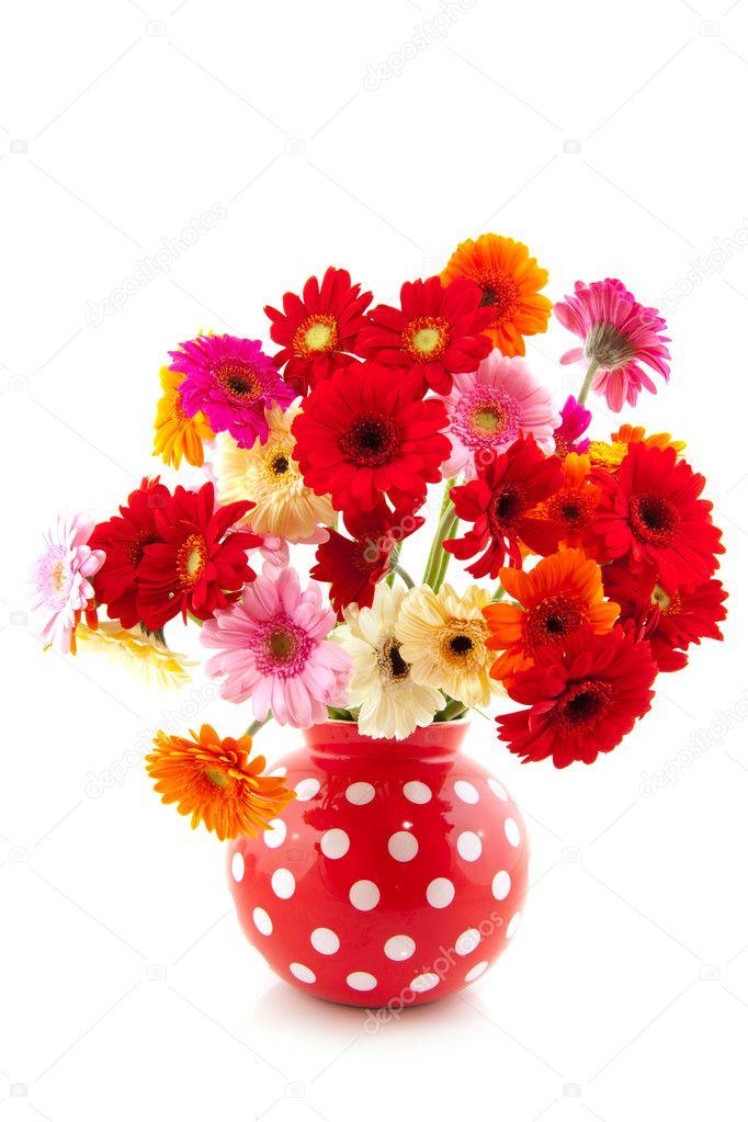 Cheerful flower bouquet