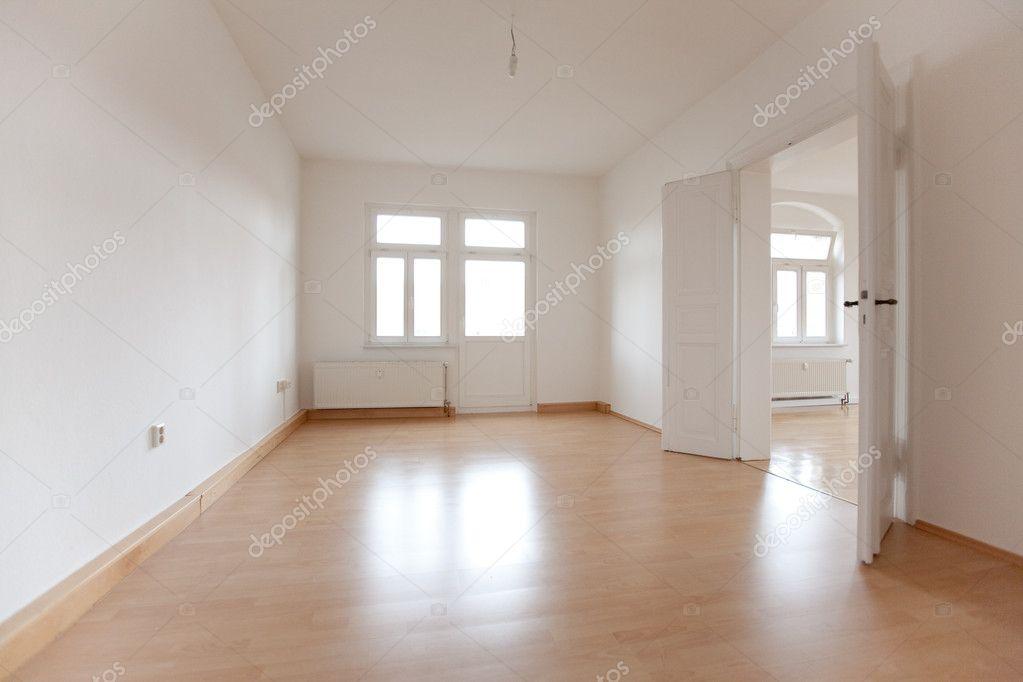 empty loft like living room stock photo 3192589. Black Bedroom Furniture Sets. Home Design Ideas
