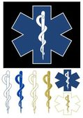 Fotografie medizinische symbol