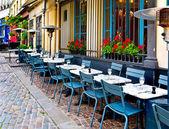 francouzské restaurace
