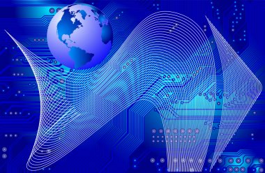Global communication - vector