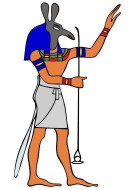 God of Ancient Egypt - Seth