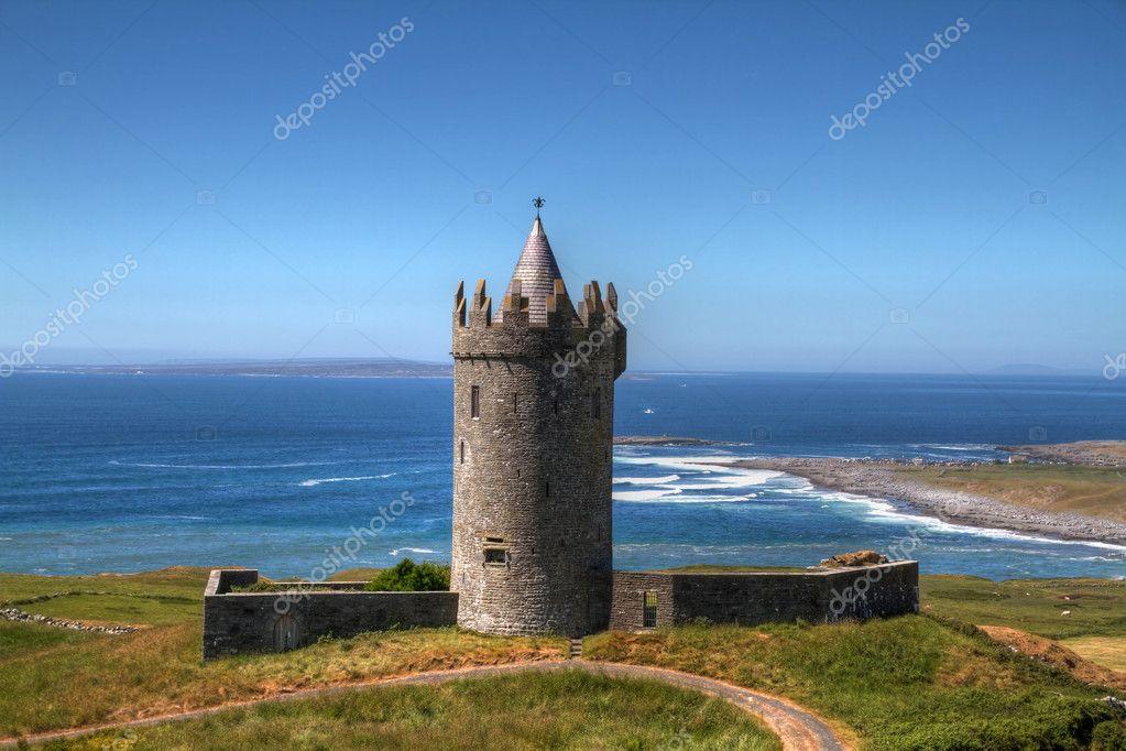 Doonegore castle