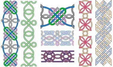 Braided patterns