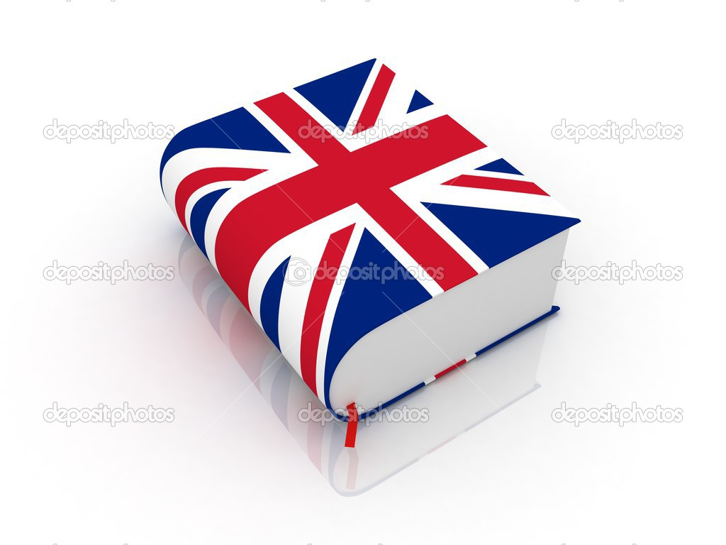 English book — Stock Photo © mediterranean #3042937