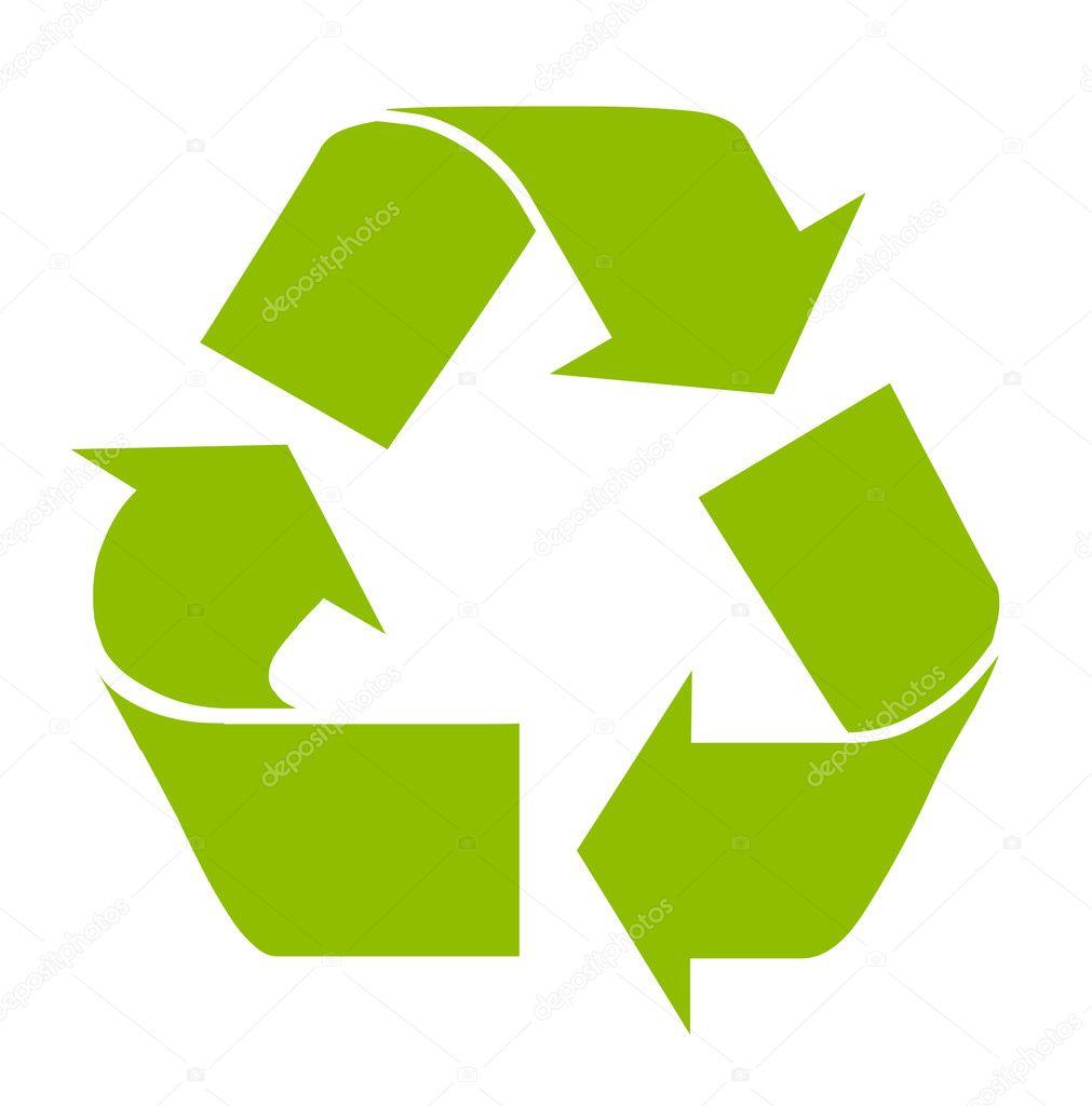 Recycle symbol stock photo yupiramos 2705449 green recycle symbol over white background illustration photo by yupiramos buycottarizona Choice Image