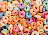 Color cereal