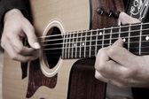 Fotografia chitarrista