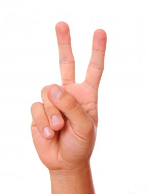 Two fingers