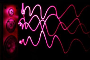 Audio Speaker Effect