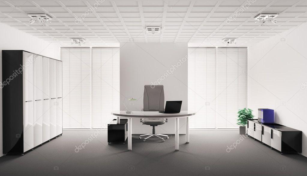 Interior De Oficinas Modernas. Galera De Oficinas Harasic Y Lpez ...