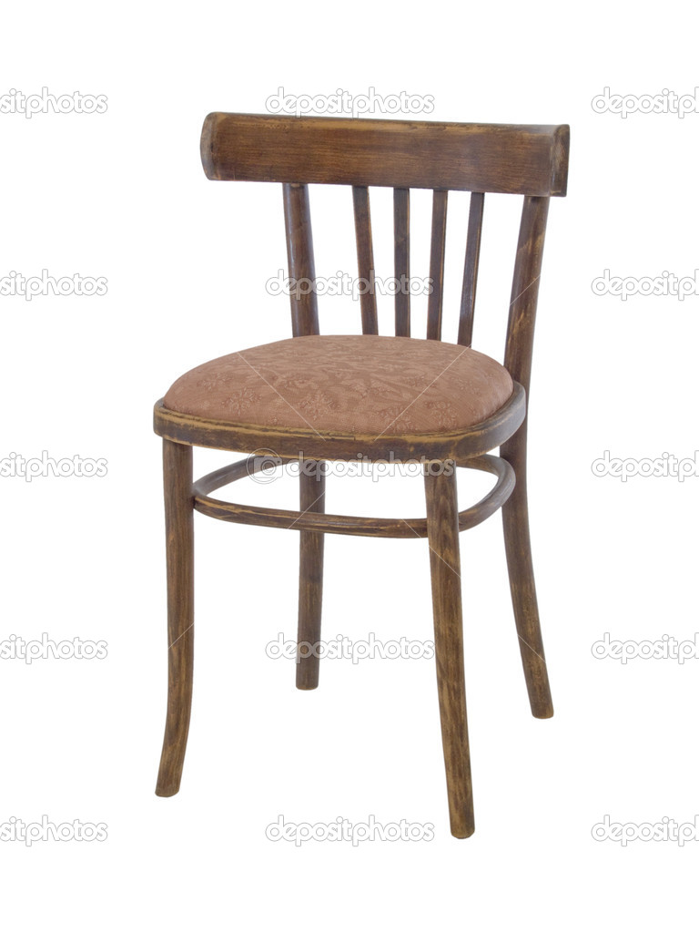 Old Wooden Chair U2014 Stock Photo