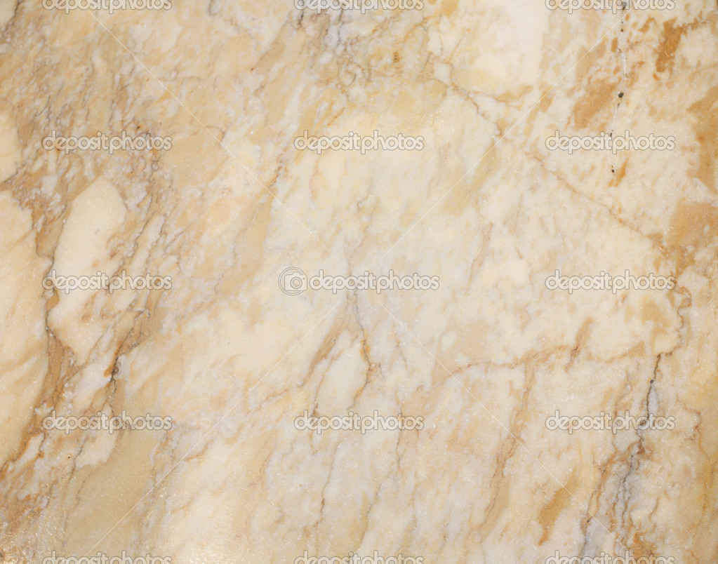 Beige Or Sandy Colored Marble Stock Photo