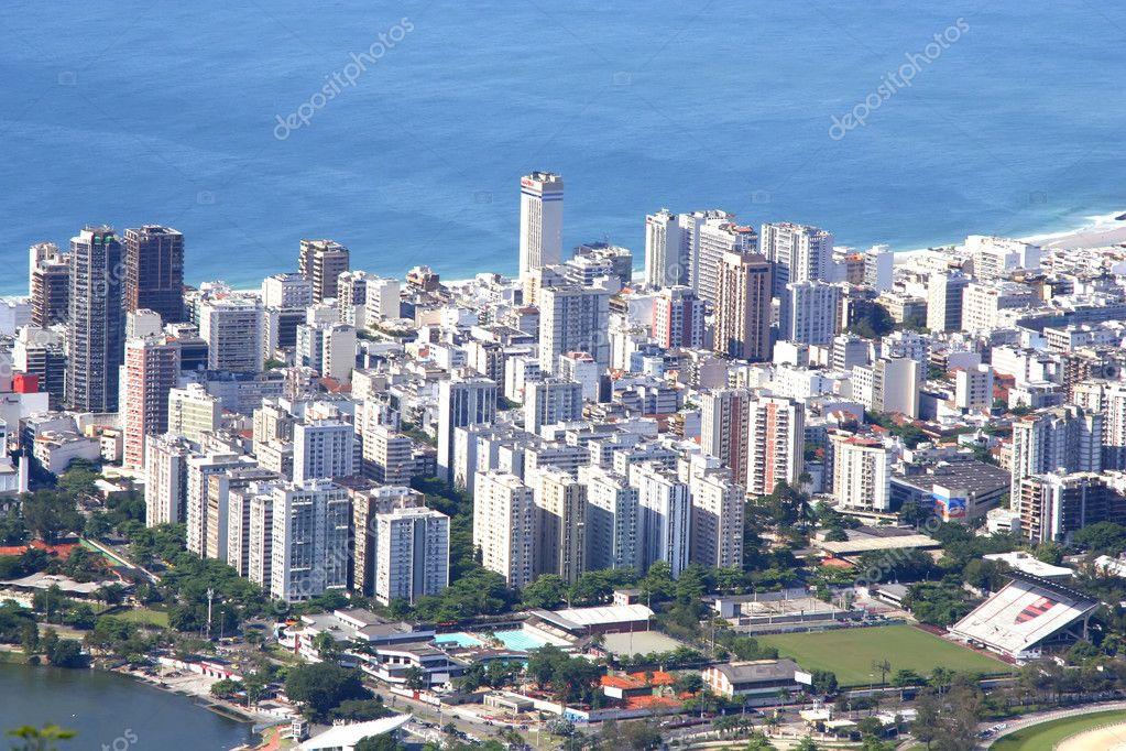 Фотообои Rio de Janeiro