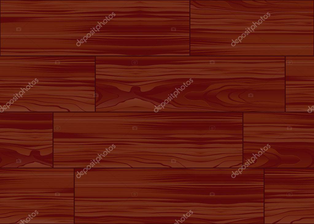 나무 마루 바닥 패턴 타일 — 스톡 벡터 © simas2 #3823912