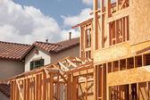 Nový domov stavební rámování