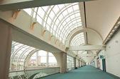 San diego konferencia központ építészeti absztrakt