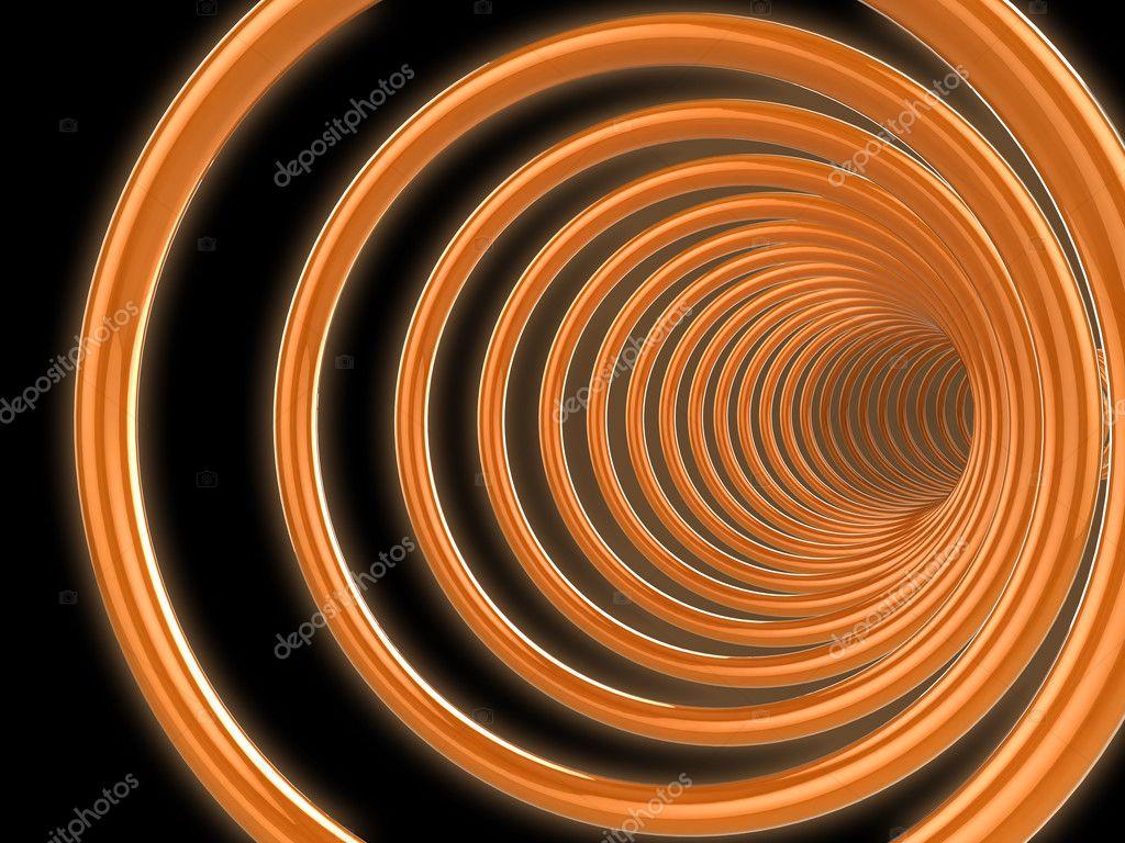 3d tunnel stock photo aspect3d 2709618 for Immagini tridimensionali gratis