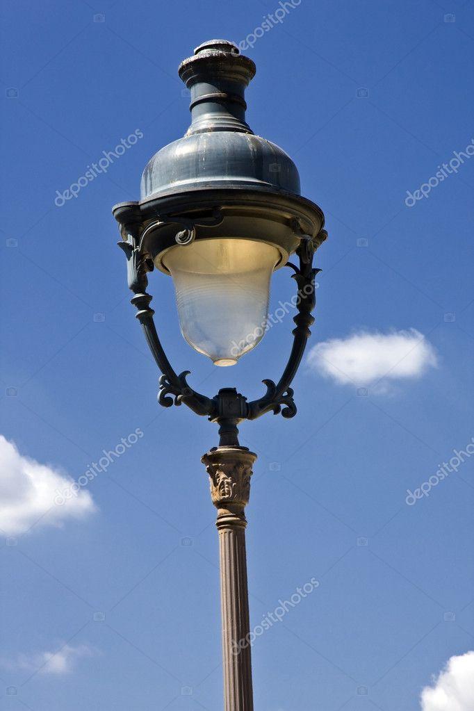 Paris Street lamp