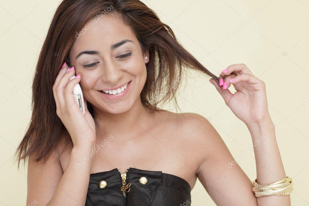 flirten over de telefoon