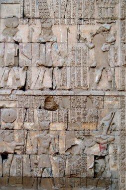 Reliefs in Karnak
