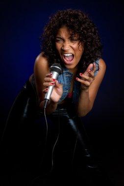 African American Rock Star