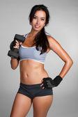 žena tréninků