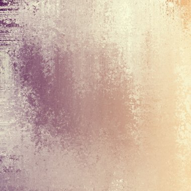 Purple Peach Abstract Background
