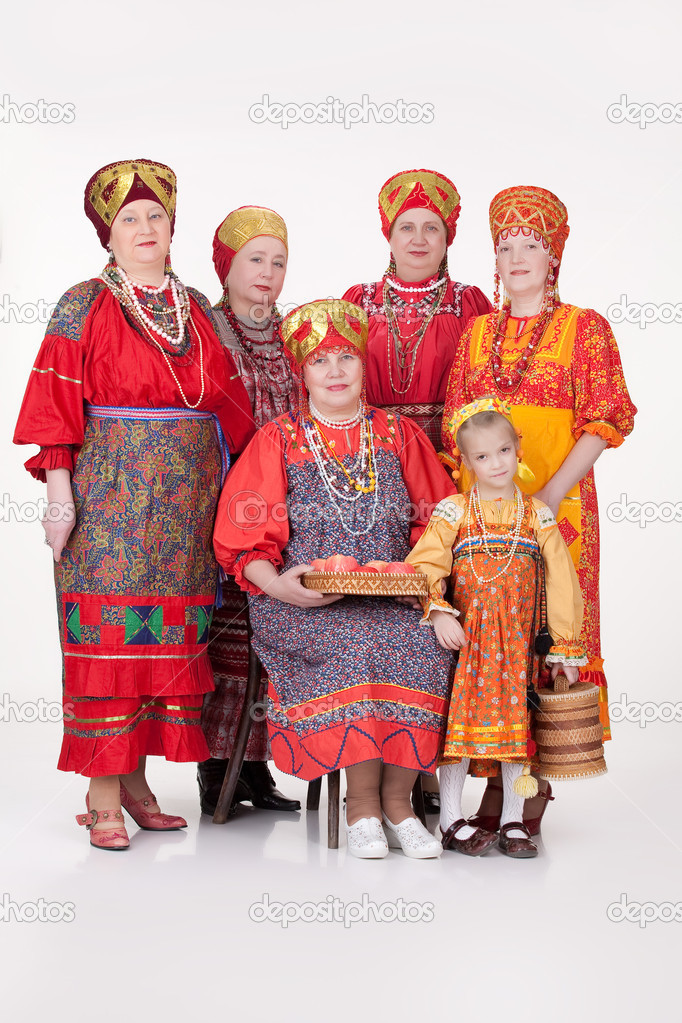 element of culture russian valenki