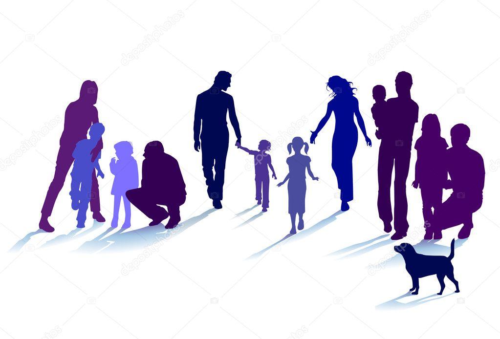 3 Familien