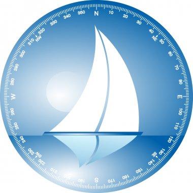 To sail on a close reach