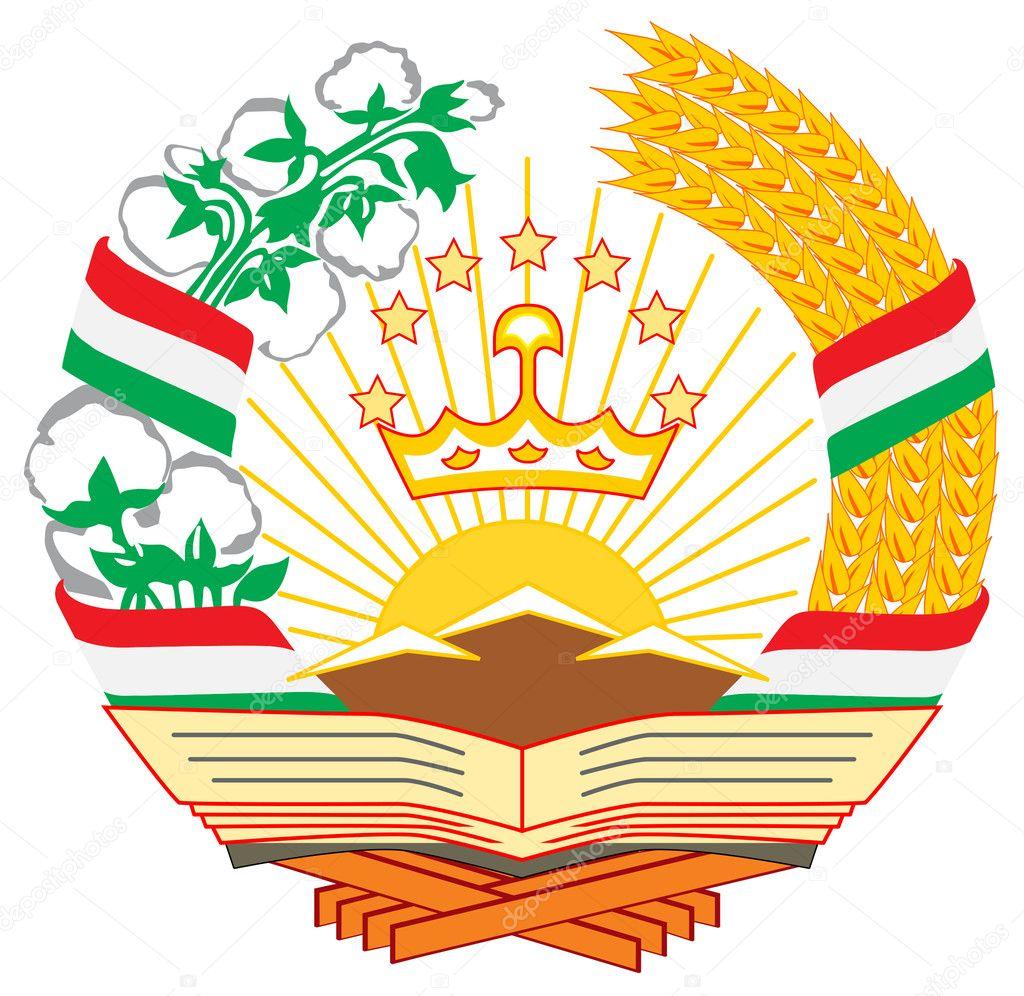 точикистон фото герб