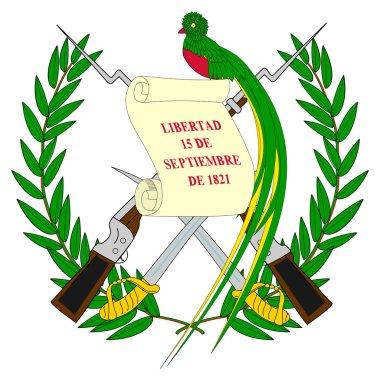 Guatemala Coat Arms