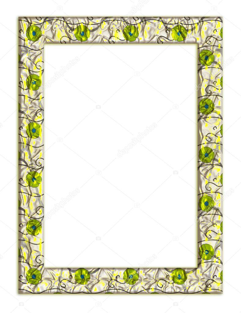 dekorative Foto-Rahmen 25 — Stockfoto © aelita #2984049