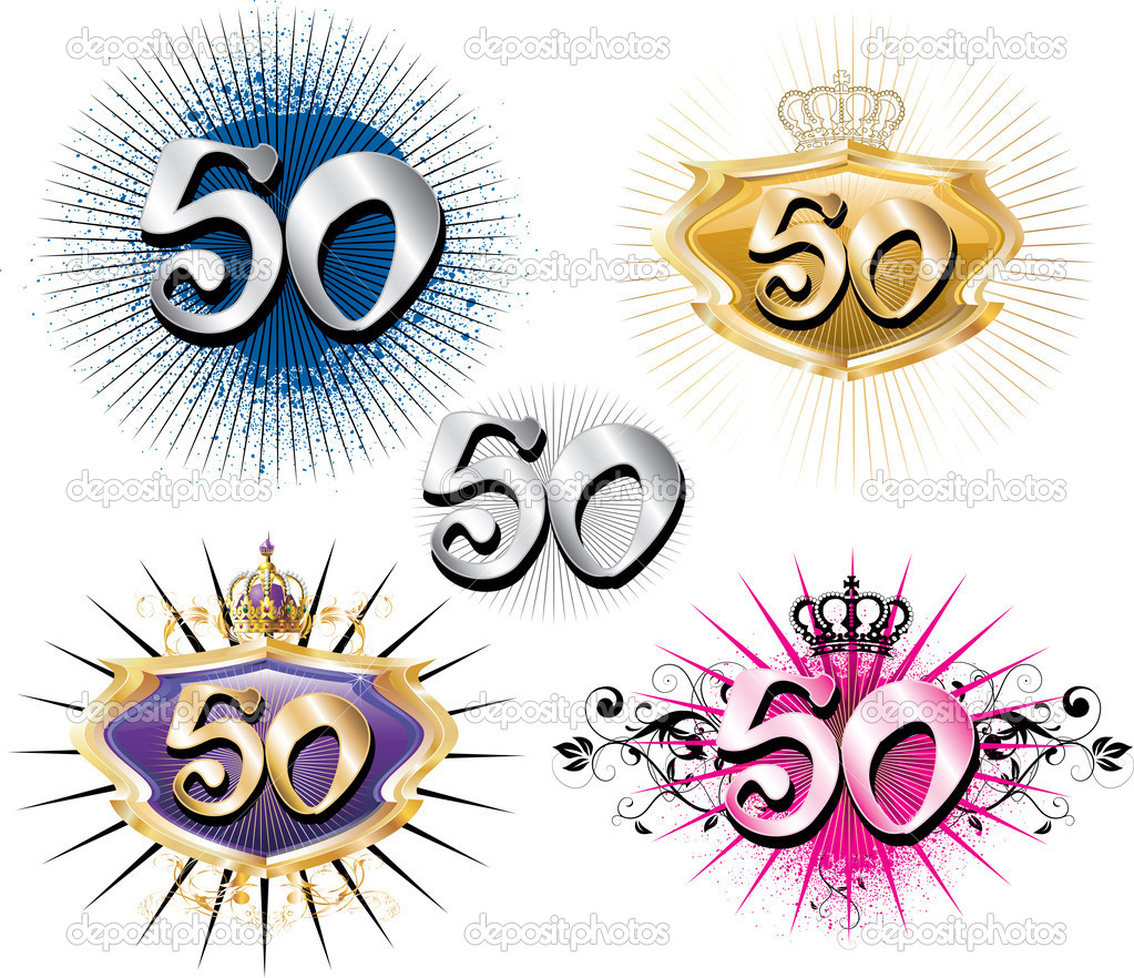 50th Birthday or Anniversary