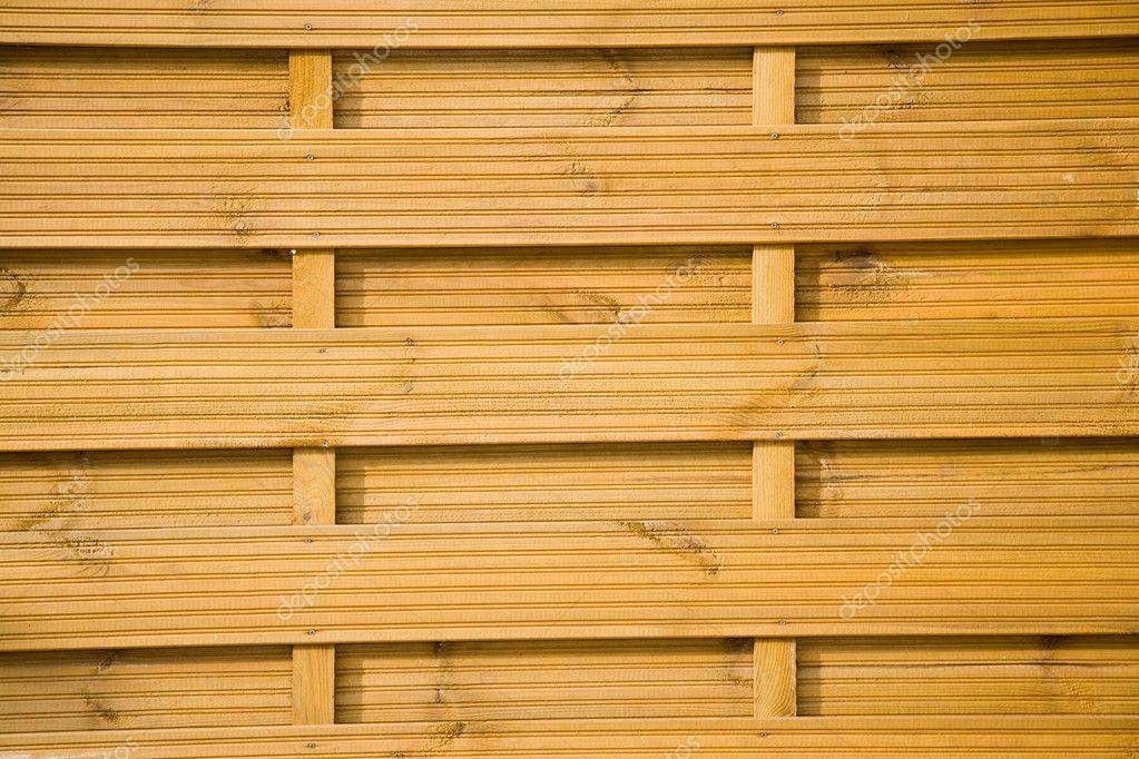 Zaun Aus Holzbrettern Stockfoto C Jura13 3341030