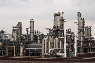 Petrokimya fabrikası