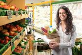 Fotografie Supermarkt