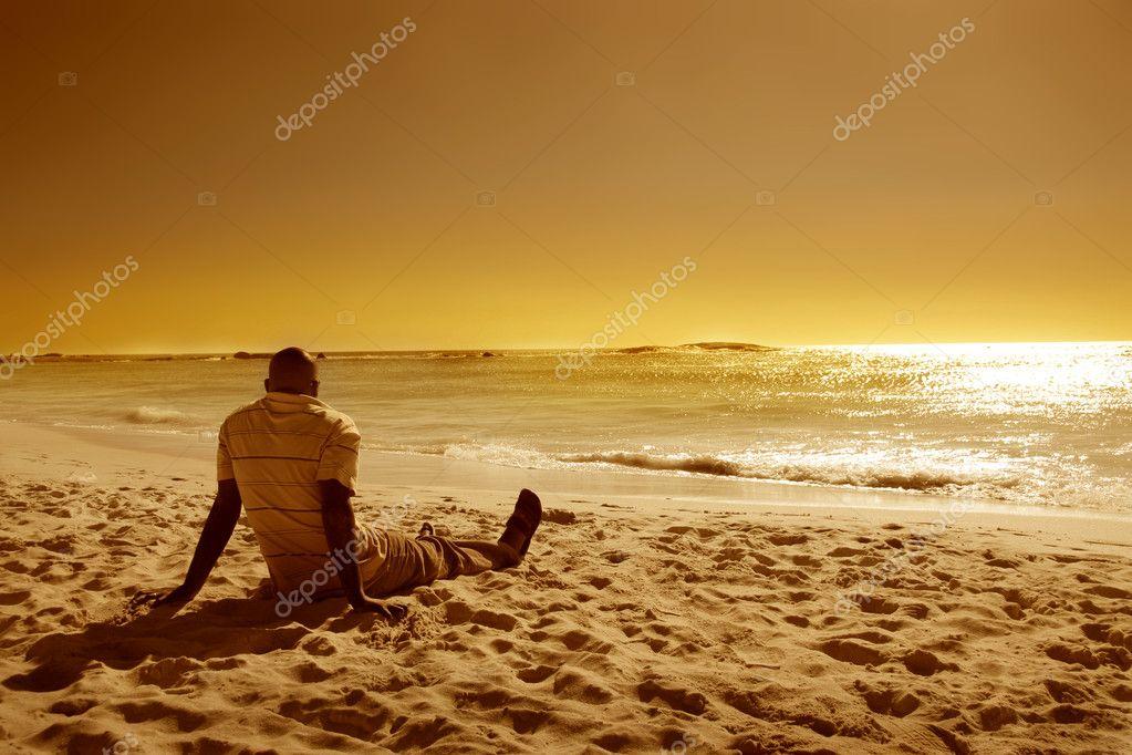 Фотообои Sunset