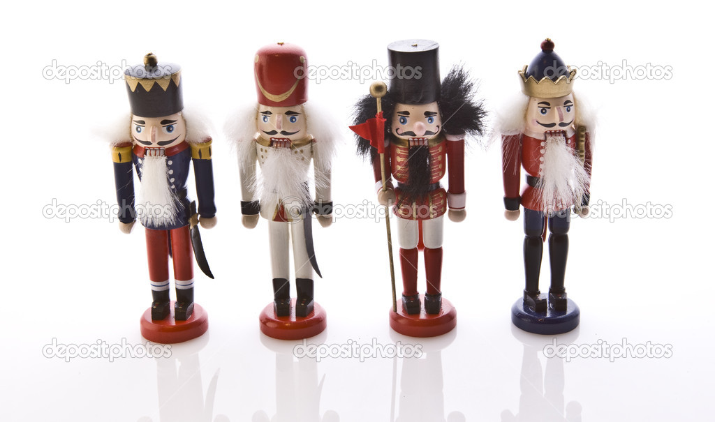 Old Nutcrackers