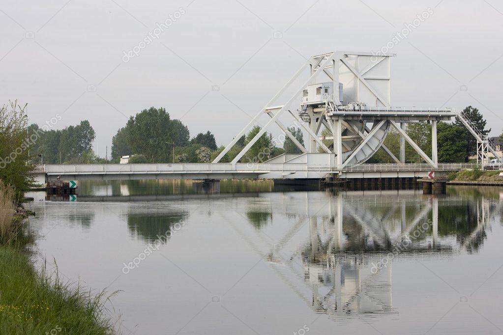 ペガサス橋 — ストック写真 © ph...
