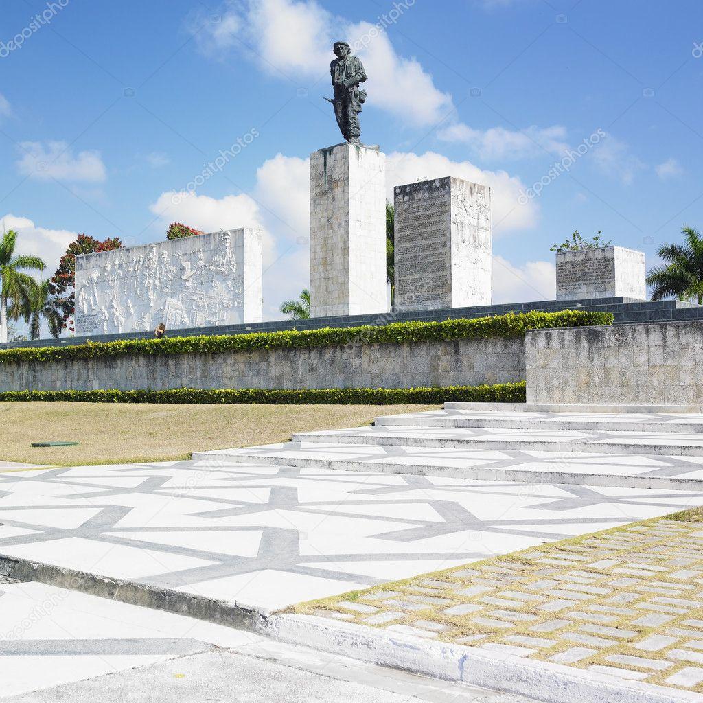 Che Guevara Monument, Plaza de la Revolution, Santa Clara, Cuba