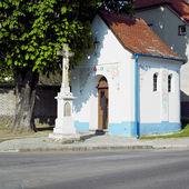 malý kostel, sardice, Česká republika