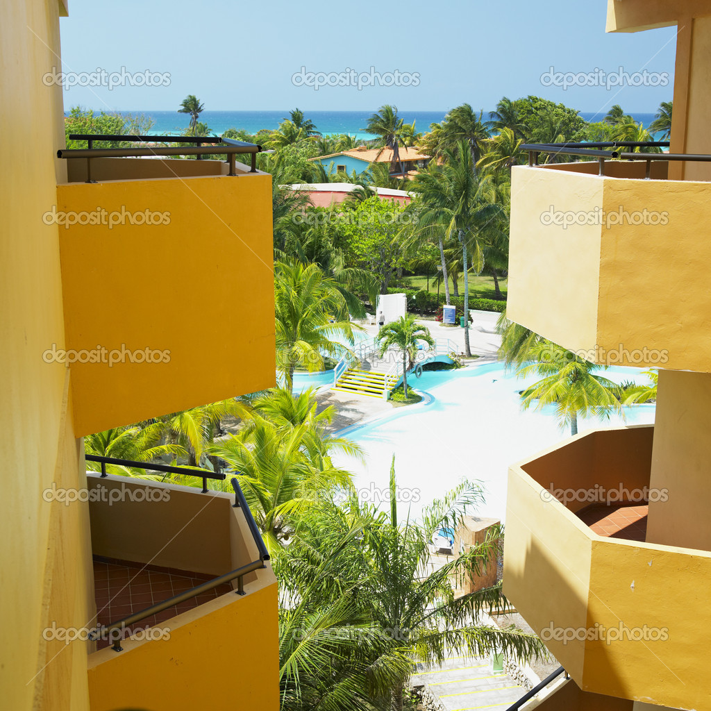 Hotel, Varadero, Cuba
