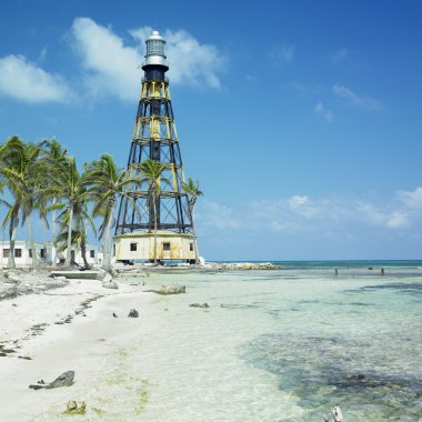 Lighthouse, Cayo Jut