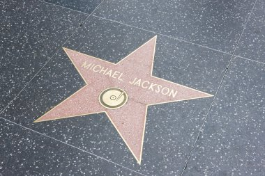 Hollywood Walk of Fame, Los Angeles, California, USA