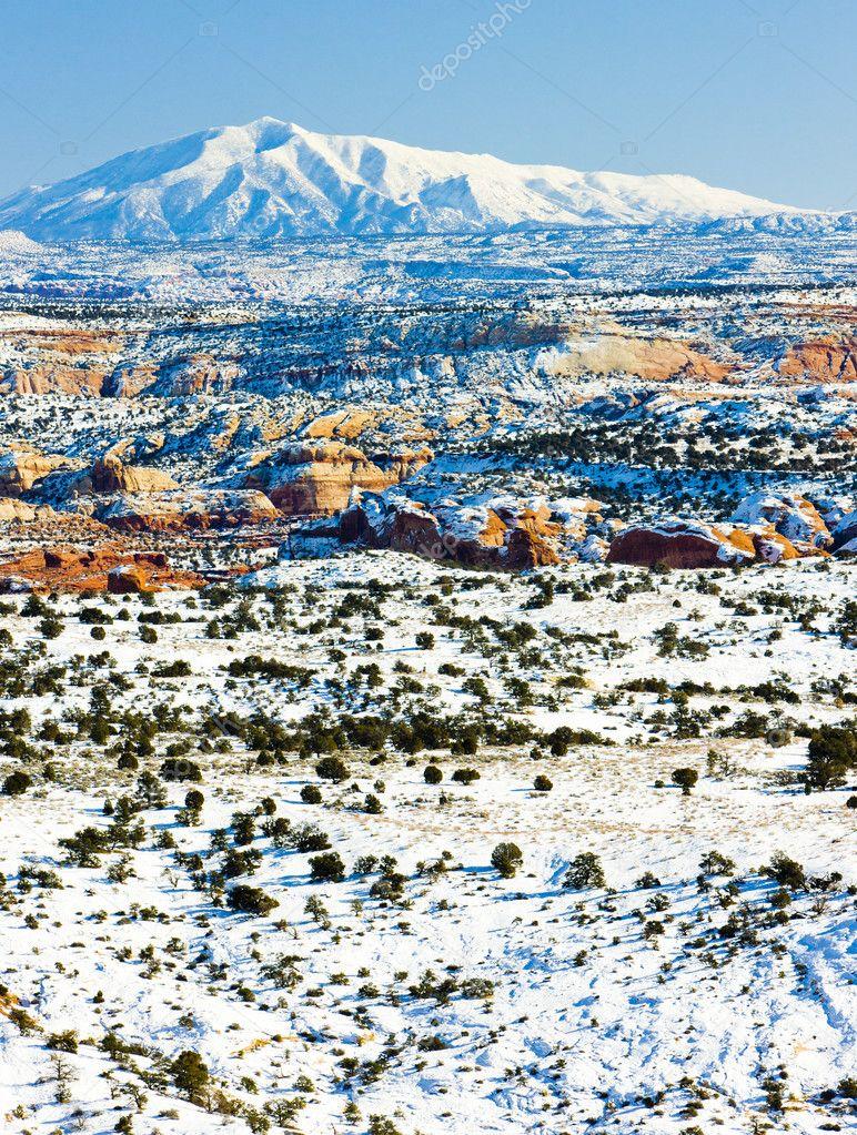 Upper Blues Overlook, Utah, USA