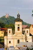 Fotografie kostel Panny Marie, Banská Štiavnica, Slovensko